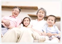 孫子の代まで住み継げる耐久性を実現